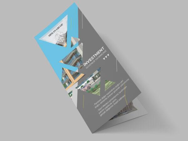 <span>Üçbey Yapı – Broşür Tasarımı</span><i>→</i>